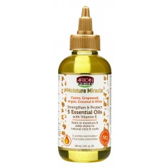 Oil enriched with 5 essential oils MOISTURE MIRACLE 118ml