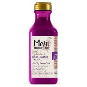 MAUI MOISTURE Shampooing sans sulfates HEAL & HYDRATE 385ml
