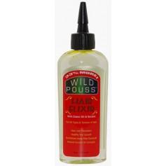 WILD POUSS Huile capillaire RICIN & KERATIN (Hair Elixir) 177ml