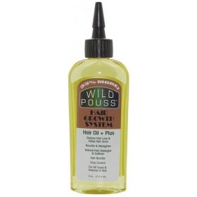 WILD POUSS Huile capillaire légère spéciale repousse 177ml