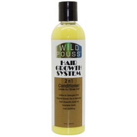 WILD POUSS Après-shampooing 2 en 1 spécial repousse 236ml
