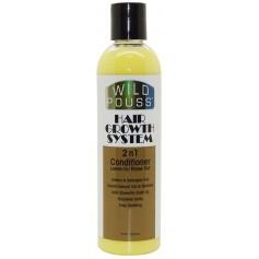Après-shampooing 2 en 1 spécial croissance 236ml