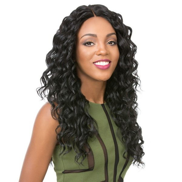 IT'S A WIG perruque BUNDLE LOOSE DEEP (Lace Front)