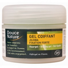 Gel coiffant fixation forte BIO 100ml
