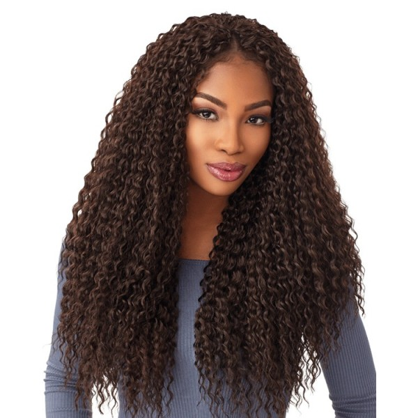 "SENSAS natte WET CURLY 18"" (Lulutress)"