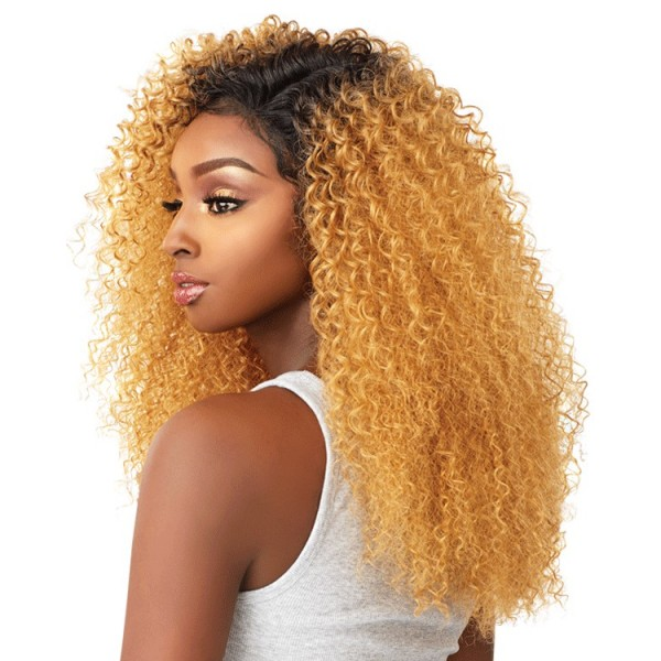 SENSAS perruque BRAZILIAN WAVE (Custom Lace Front)