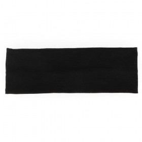 BE YOUR SELF Bandeau en tissu noir