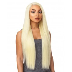 SENSAS perruque 6'' PART SLEEK STRAIGHT (Custom Lace front)