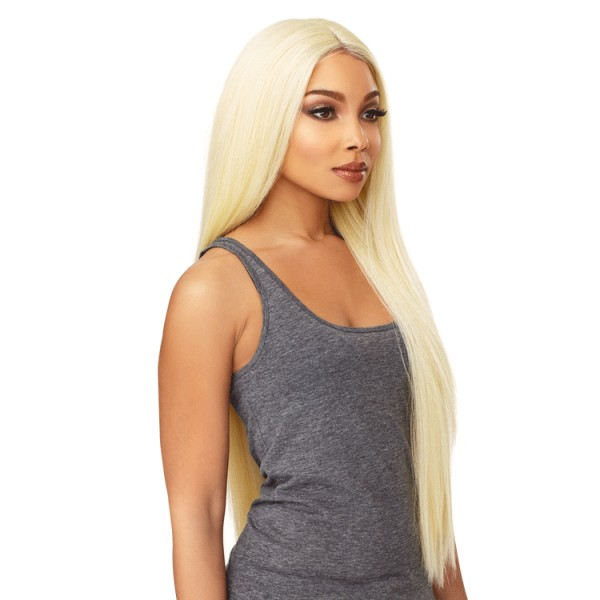 SENSATIONNEL perruque 6'' PART SLEEK STRAIGHT (Custom Lace front)