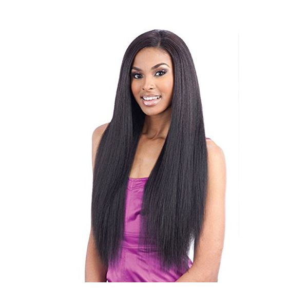 MODEL tissage BLOW OUT TEXTURE STRAIGHT 7PC
