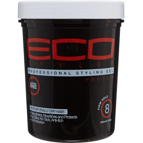 ECO STYLER Gel de fixation Protéines 946ml (Firm hold)