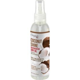 COCONUT SHINE regenerating dry oil 177ml