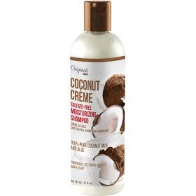 Moisturizing shampoo COCONUT CREME 355ml