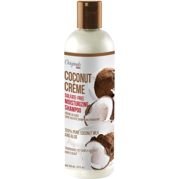 Shampooing hydratant COCONUT CREME 355ml