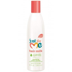 JUST FOR ME Crème nettoyante nourrissante pour enfants (Cleanser Hair Milk) 295ml
