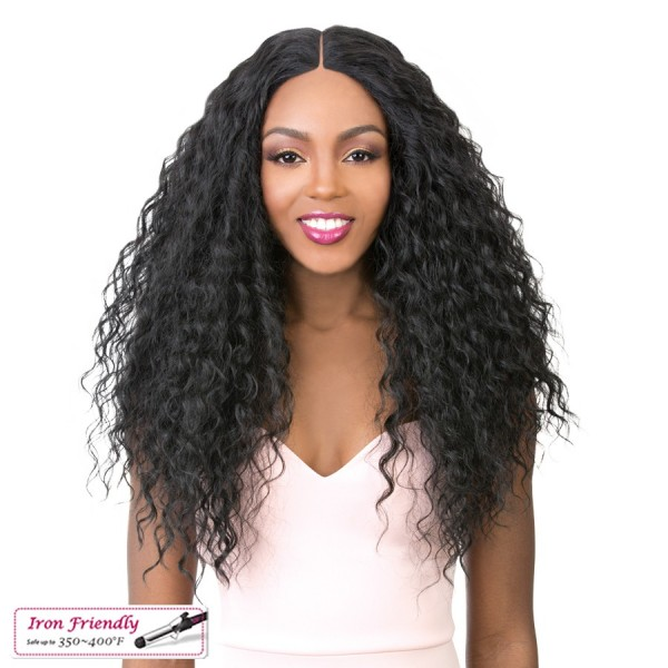 IT'S A WIG perruque VIXEN X NEO FRENCH WAVE (4 Way Lace Part)