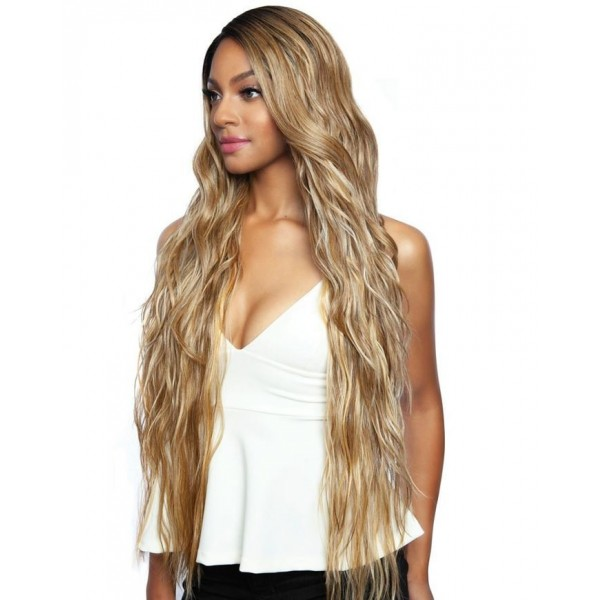 MANE CONCEPT perruque CHAMOMILE FLAT & LAY (Lace Front)