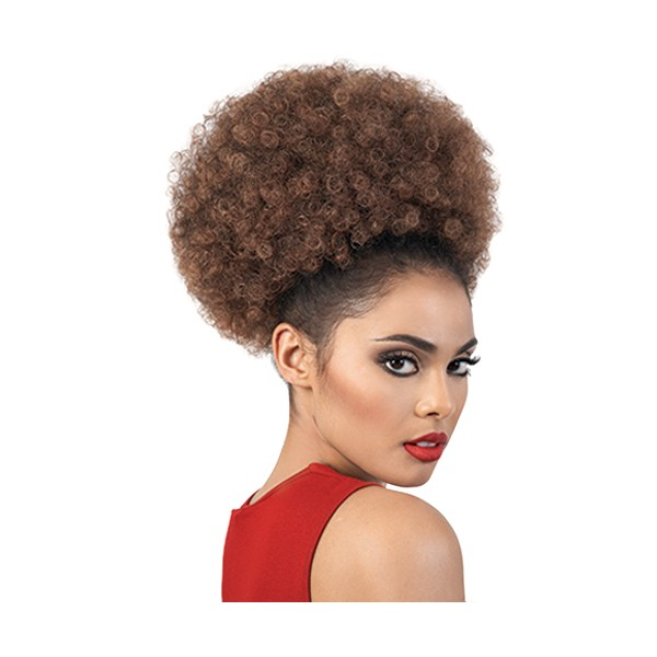 MOTOWN TRESS postiche PD-AFRO9 (Curlable)