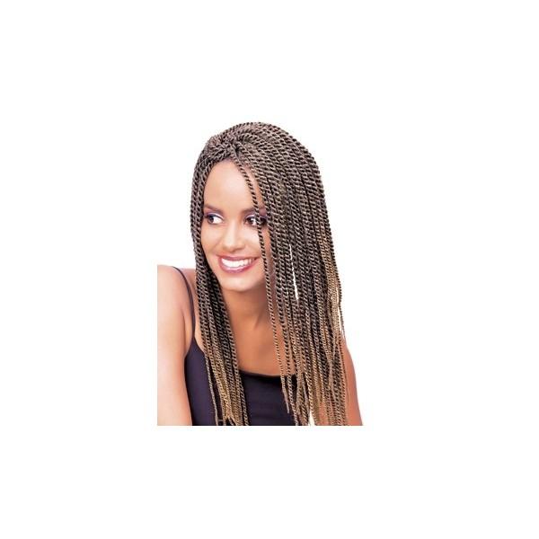 "Janet natte Afro Twist Bulk 26"""