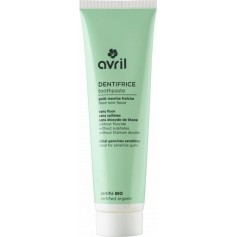 AVRIL Dentifrice MENTHE BIO 100ml