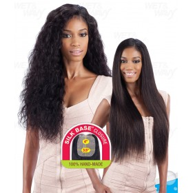 MILKYWAY NAKED tissage Wet & Wavy LOOSE CURL 7pcs