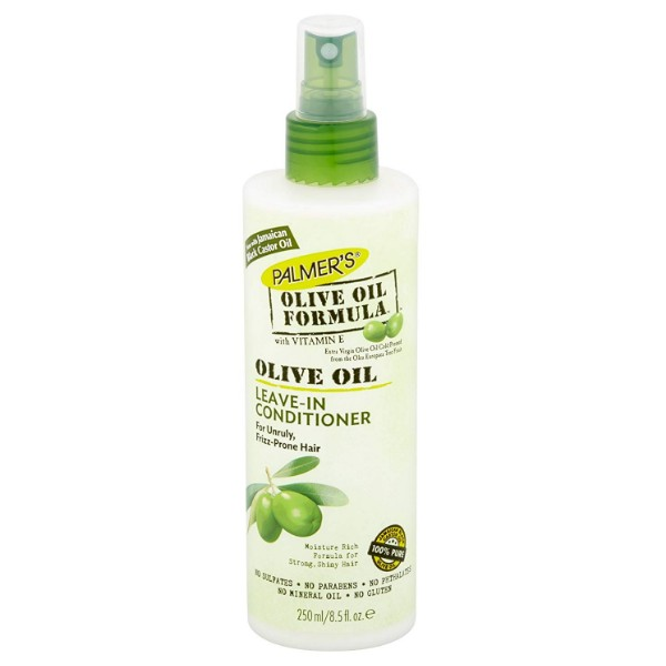 Palmer's Spray fortifiant huile d'Olive vierge (Leave in) 250ml