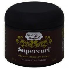 Crème capillaire hydratante pour boucles SUPERCURL 177ml