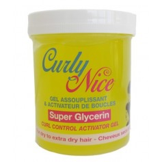 Curl activating gel for very dry hair CURLY NICE 450ml