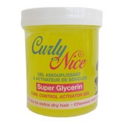 Gel activateur de boucles cheveux très secs CURLY NICE 450ml