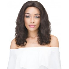 JANET perruque 360 LACE NATURAL WIG 18""