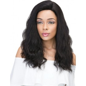 """JANET 360 LACE NATURAL WIG 22"""" wig"""