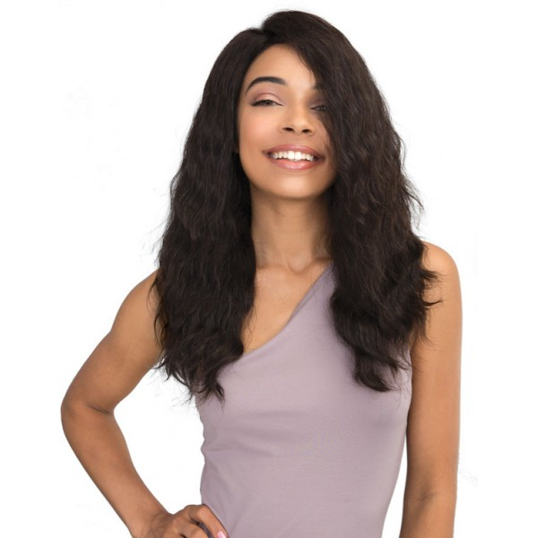 JANET perruque 360 LACE FRENCH WAVE WIG 20""