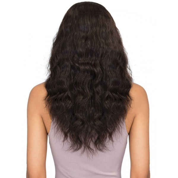 """JANET perruque 360 LACE FRENCH WAVE WIG 20"""""""