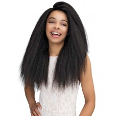 JANET perruque 360 LACE PERM STRAIGHT WIG 26""