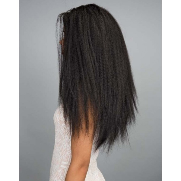 360 LACE PERM STRAIGHT WIG 26""
