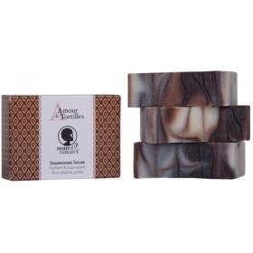 NOIRE O NATUREL Organic Solid Shampoo TORTILLES LOVE 100gr