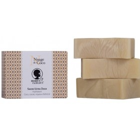 NOIRE O NATUREL Ultra mild soap COCO Cloud organic 100gr