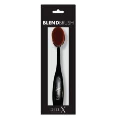 BRITTNY Pinceau oval maquillage Large (BlendBrush)