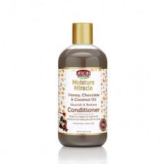 Après-shampooing au Miel, Chocolat et Coco (Moisture Miracle) 354ml