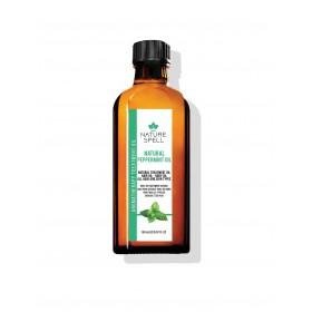 NATURE SPELL Huile de Menthe poivrée naturelle 150ml (Peppermint)
