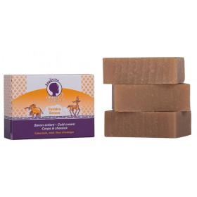 NOIREONATUREL Organic children soap with Cold Cream TENDER COCO 100gr