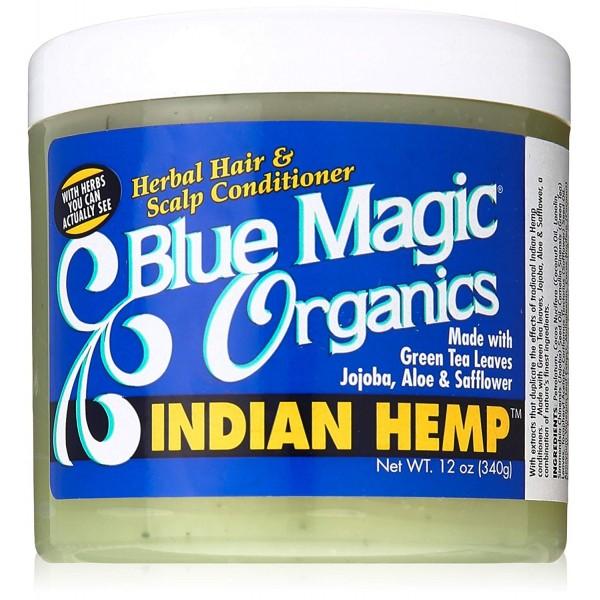 BLUE MAGIC Pommade INDIAN HEMP 340g