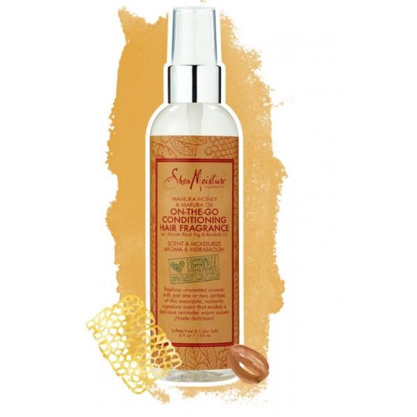 Brume hydratation capillaire MANUKA MAFURA 118ml (Hair Fragrance)