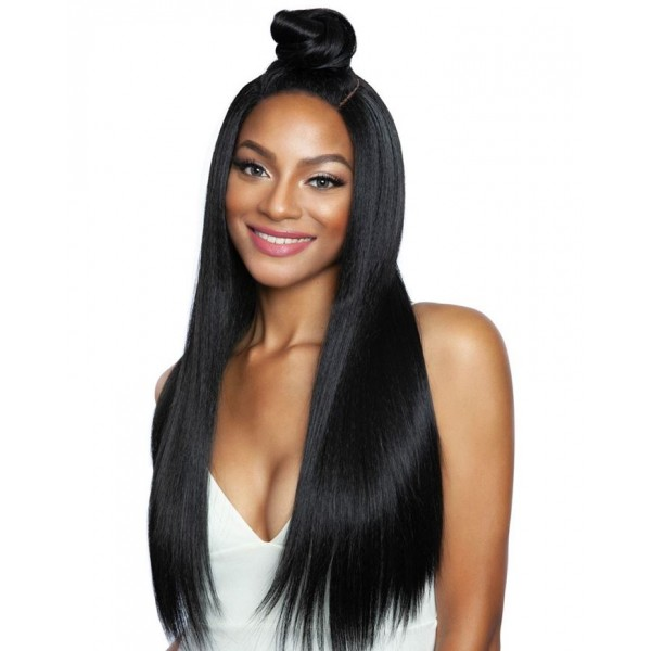 MANE CONCEPT perruque BSX10 TOP KNOTS STRAIGHT 26'' (U Shape Lace)