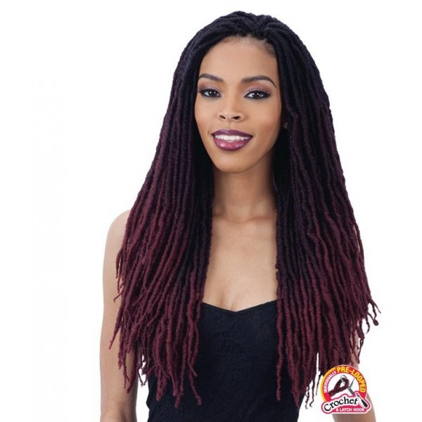 FREETRESS natte 2X GYPSY LOCS 18'' (Loop)