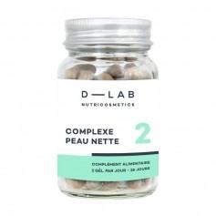 Complément Alimentaire COMPLEXE PEAU NETTE (Cure 1 mois)
