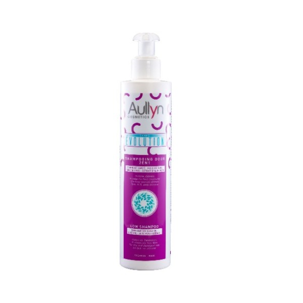 AULLYN COSMETICS Shampooing doux 2 en 1 (250ml)