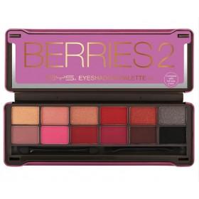 "BEYOURSELF Make-up Artist Palette ""Berries 2"" 12g"