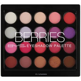 BEYOURSELF MAKE-UP Palette 20 Fards Berries (20 x 1g)