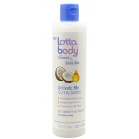 LOTTABODY Crème activatrice de boucles (Activate Me, Curl activator) 300 ml